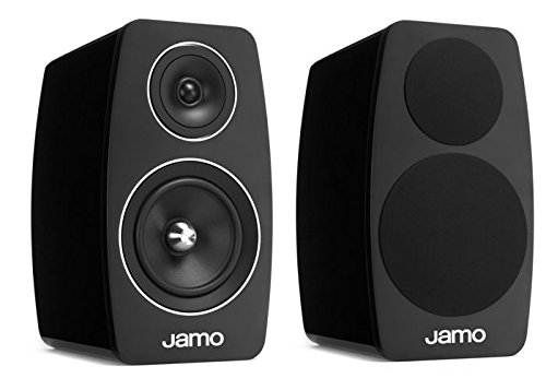 Fantastic Deal! Jamo C103 Gloss Black (Pr.) Bookshelf Speakers