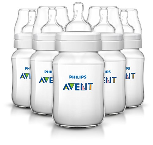 Philips Avent Classic Plus Baby Bottles, 9 Ounce (3 Pack)