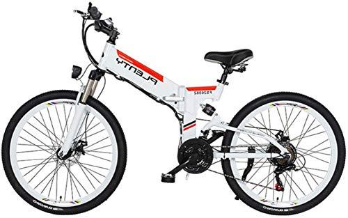 Bicicleta de carretera de la ciudad de cercanías, Plegable bicicleta eléctrica -...