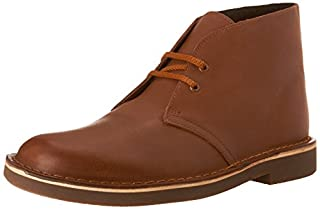 Clarks Men's Tan Leather Bushacre 2 11 D(M) US (B00UWJ0338) | Amazon price tracker / tracking, Amazon price history charts, Amazon price watches, Amazon price drop alerts