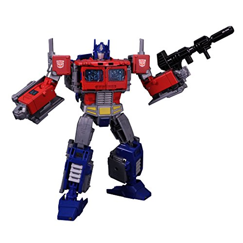 Takara Tomy PP-09 Optimus Prime Transformer Power of the Prime