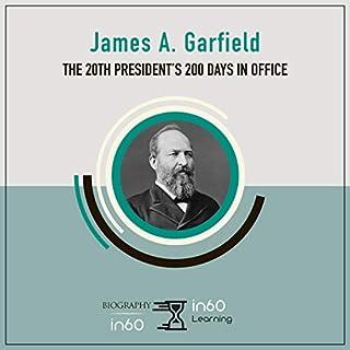 James A. Garfield audiobook cover art