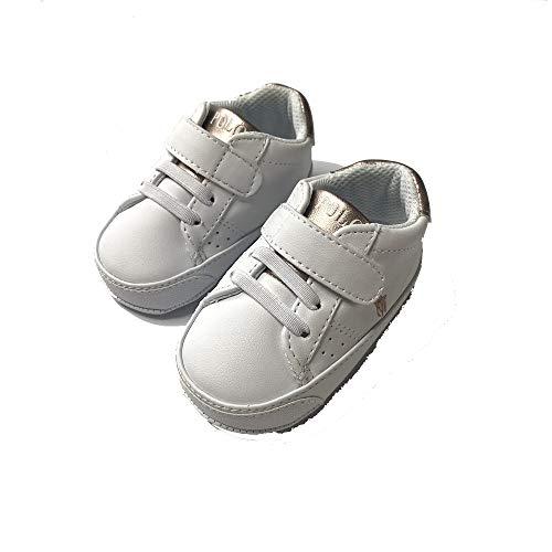 Ralph Lauren Baby Krabbelschuhe RL100510 Weiss