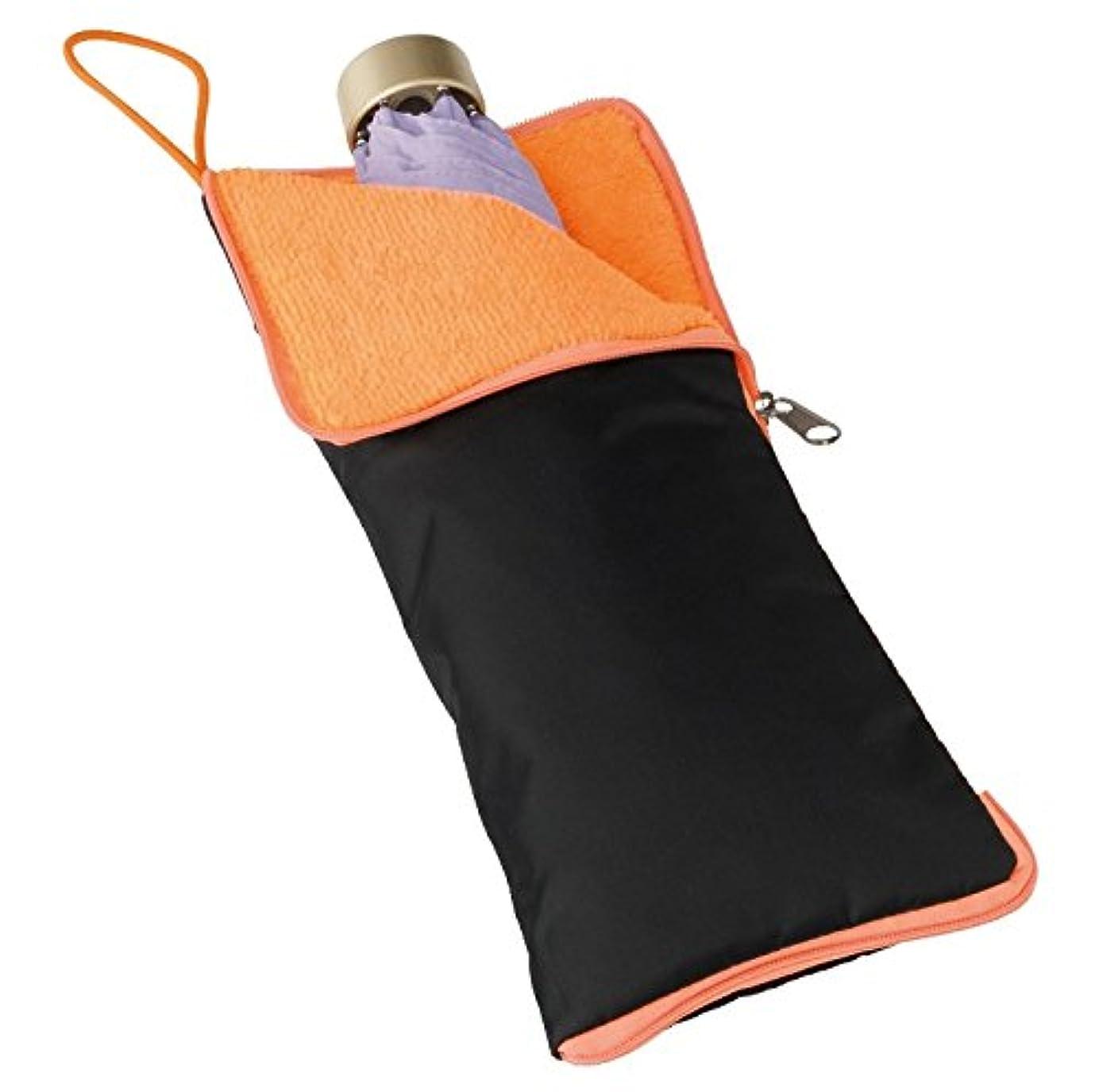 ダンス発疹あまりにも内海産業 超吸水マイクロファイバー傘カバー オレンジ