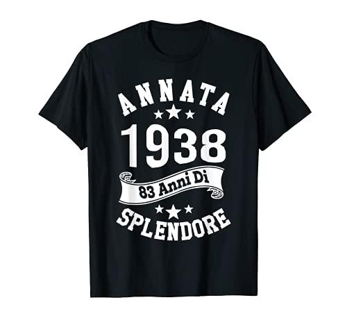 Annata 1938, 83 Anni Di Splendore Maglietta