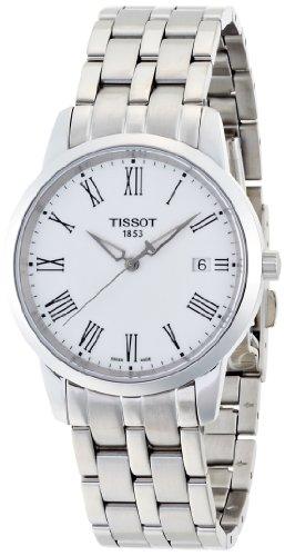 [ティソ] 腕時計 T0334101101310 メンズ 正規輸入品 グレー