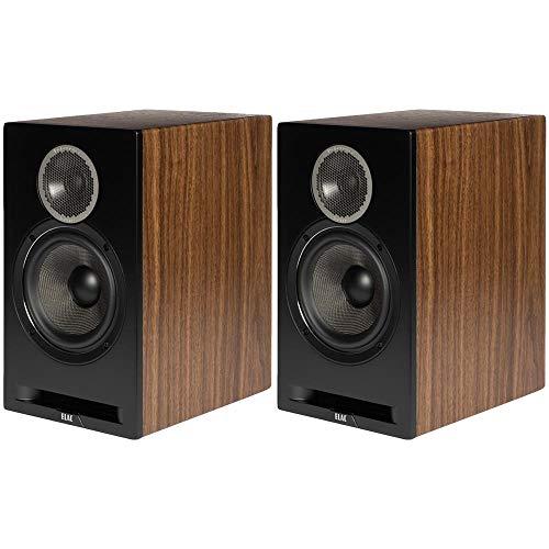 Tipo di involucro: Bass Reflex a 2 vie Risposta in frequenza: 44 Hz - 35000 Hz Sensibilità: 86 dB a 2,83 V/1 m Potenza massima: 120 W Dimensioni: 20,8 x 35,9 x 27,5 cm