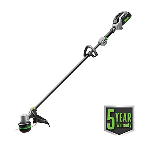 New EGO Power+ 15 56-Volt Lithium-ion Cordless Powerload Carbon Fiber Straight Shaft String Trimmer...