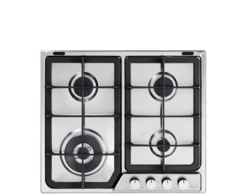 De'Longhi IF 46 PRO N Plan de cuisson encastrable 60 cm, commandes frontales