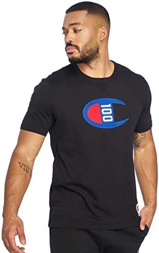 Champion Camiseta 214371 Nbk Manga Corta para Hombre