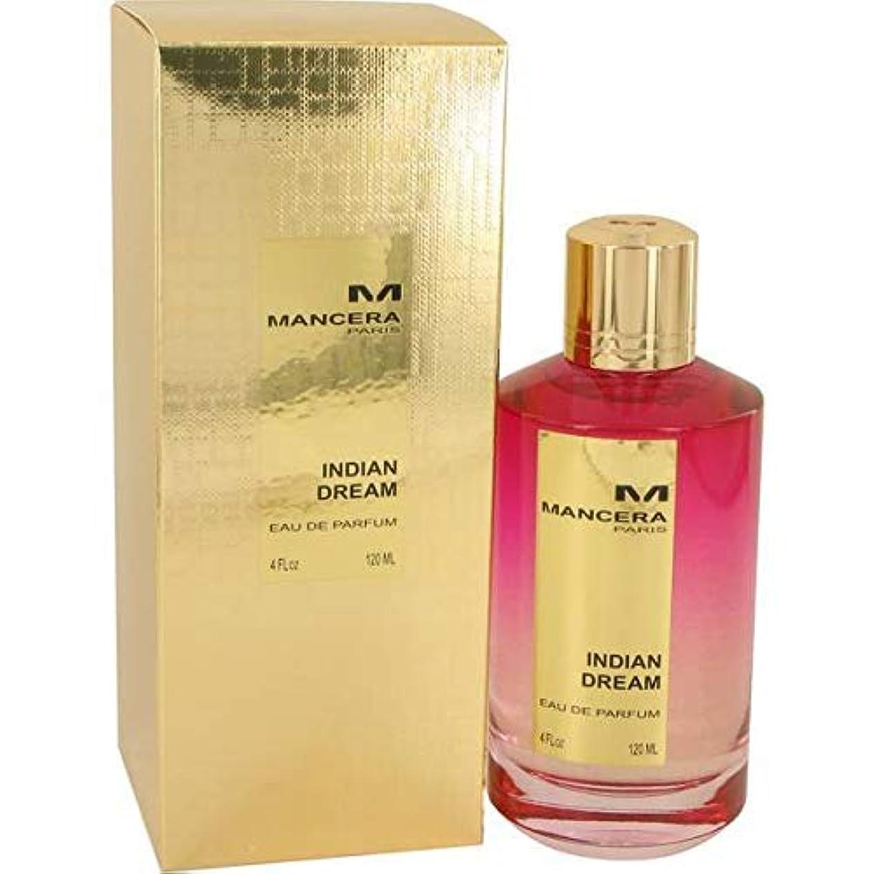 熱心なまばたき擬人Mancera Indian Dream Eau de Parfum 4.0 oz./120 ml New in Box