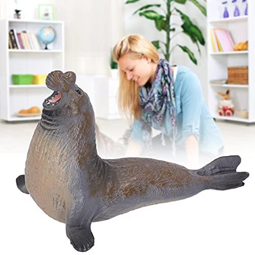 QIRG Figurine de Phoque, Jouet de Phoque respectueux de l'environnement pour Les Jardins d'enfants pour Les Salons