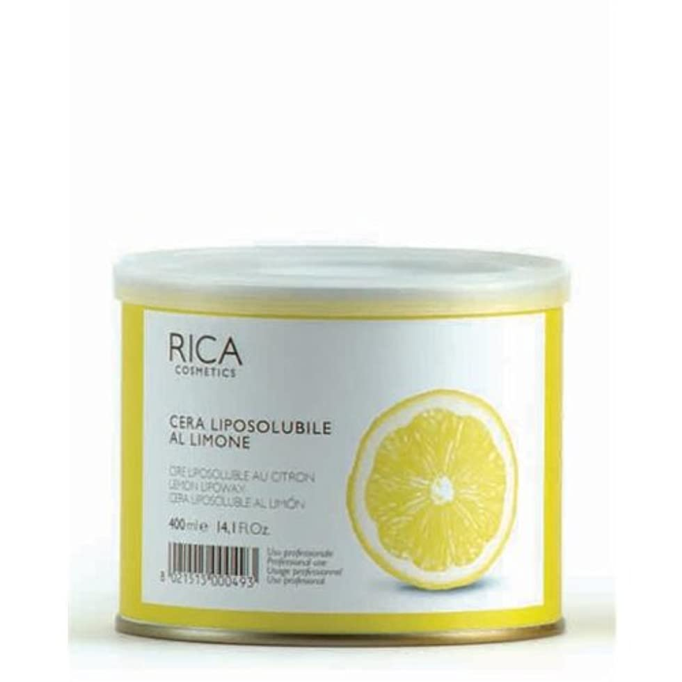 広範囲プライバシー工業化するリポソルブル ワックス(レモン)400ml