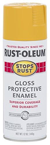 Rust-Oleum Enamel Spray Paint