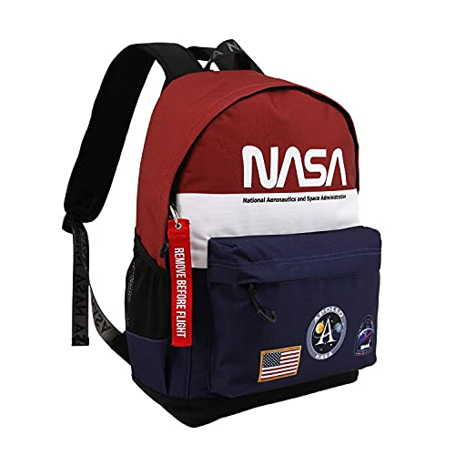 KARACTERMANIA NASA Mission-Mochila HS 1.3