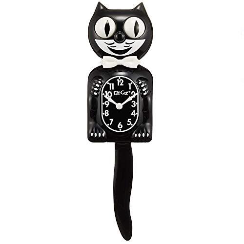 Kit-Cat - Reloj de péndulo (estilo decoración americana),