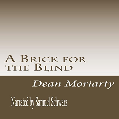 A Brick for the Blind audiobook cover art