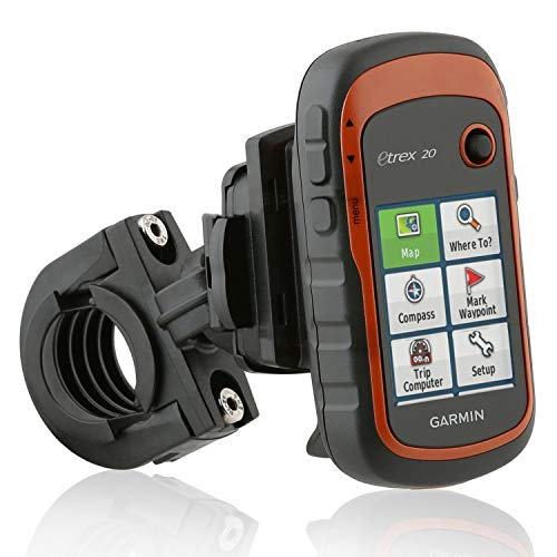 Wicked Chili/Roller/Soporte para Manillar De Bicicleta para Garmin Etrex, Dakota, Oregon, Approach, Astro, GPSMAP (se Adapta, Quickfix, Fabricado en Alemania)