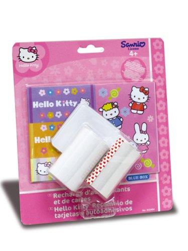 Happy People Blue Box 032484 Hello Kitty Sticker