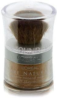 L'Oréal Paris True Match Loose Powder Mineral Foundation, Sun Beige, 0.35 oz.