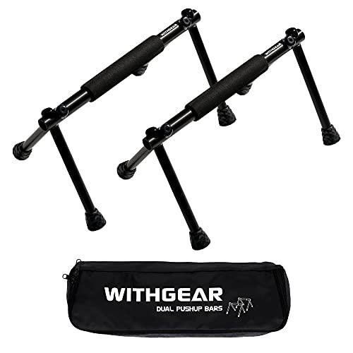 Withgear Folding Push Up Bar