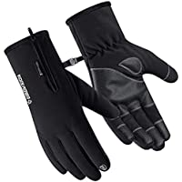 Acvcy Thermal Windproof Breathable Ski Gloves