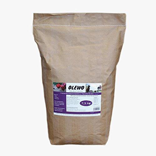 Olewo Rote-Beete-Granulat 7,5 kg