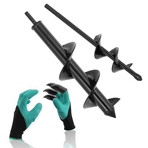 COMOWARE Garden Auger Drill Bit