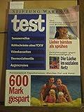 Stiftung Warentest Heft Nr. 3 / 1994:...