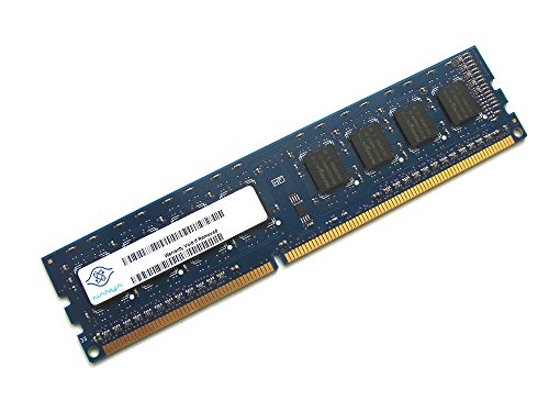 Arbeitsspeicher 2GB NANYA Ram DDR3 PC 3-10600U 1333Mhz NT2GC64B88G0NF-CG-PC