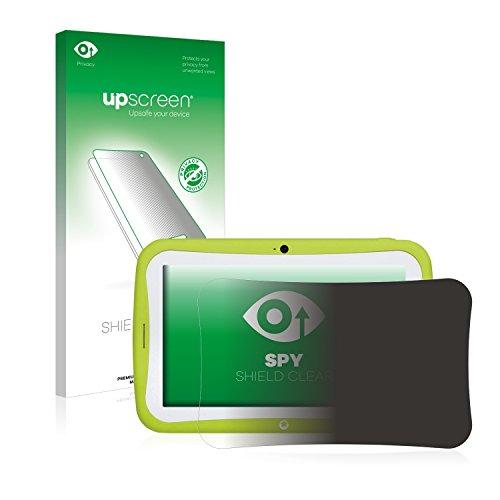 upscreen Anti-Spy Blickschutzfolie kompatibel mit Blaupunkt 4Kids Privacy Screen Sichtschutz Bildschirmschutz-Folie