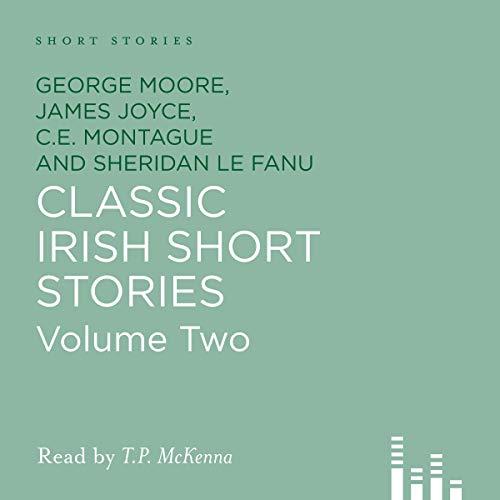 Classic Irish Short Stories 2 audiobook cover art