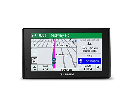 Garmin DriveSmart 51 GPS with Lifetime Maps / Traffic
