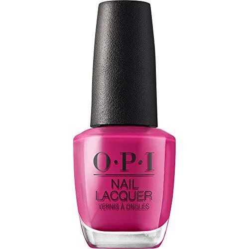 OPI Nail Lacquer, Hurry-juku Get this Color!, Pink Nail Polish, Tokyo Collection, 0.5 fl oz