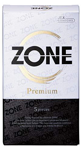 ZONE ゾーン コンドーム プレミアム 5個入