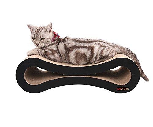 爪とぎ 猫スクラッチャー 猫ソファー 高密度ダンボール