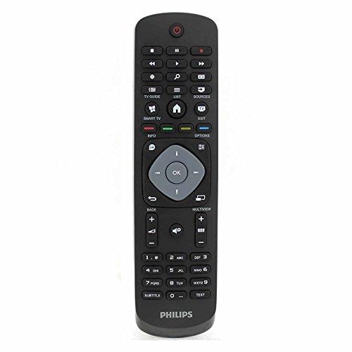 Philips 996590020164 YKF348-001 Original Fernbedienung für 22PFK4209 47PFK6109 49PUS7809 Full HD LED TVs
