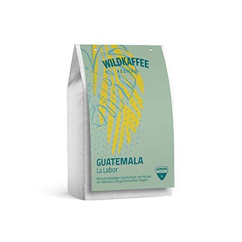 Wildkaffee Rösterei Guatemala La Labor, 250 g, Ganze Bohne