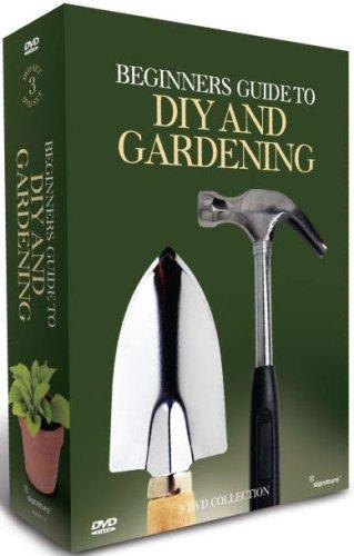 Beginners Guide To DIY And Gardening 3DVD Set [DVD]