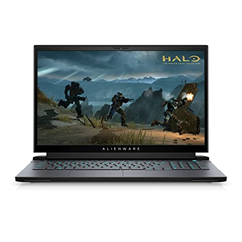 2021 Dell Alienware m17 R4: Core i7-10870H, NVidia RTX 3070, 17.3' Full HD 144Hz Display, 16GB RAM, 256GB SSD