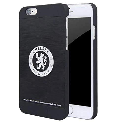 Chelsea FC Sleek Football Club Aluminium Iphone 6/6s Cover Case Black