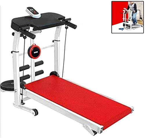 WYFX Máquinas para Correr Tredmills para Correr Proform Treadmill Cinta de Correr Plegable eléctrica Inteligente u2013 Fácil Montaje Fitness Motorizado Correr Jogging Máquina de Ejercicios BJY