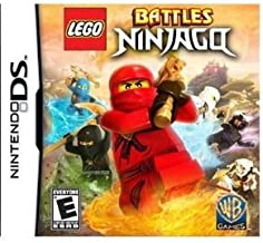 LEGO Battles: Ninjago DS