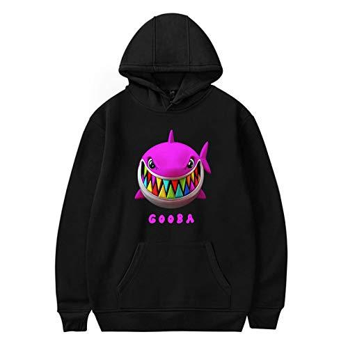 Sudadera con capucha 6ix9ine Mujeres Casual Street Style Jumper Teen Pullover Unisex