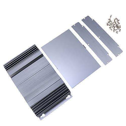 Shiwaki Caja De Aluminio Para Instrumentos Electrónicos