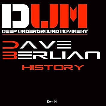 Dave Berlian History