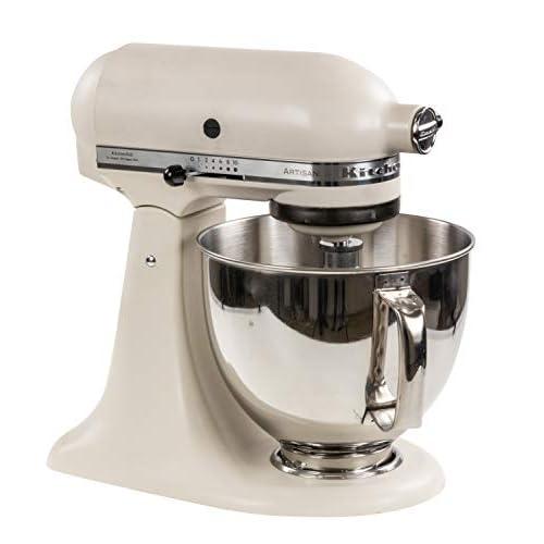 Kitchenaid 5KSM175PSEFL - Robot da cucina, colore: Bianco