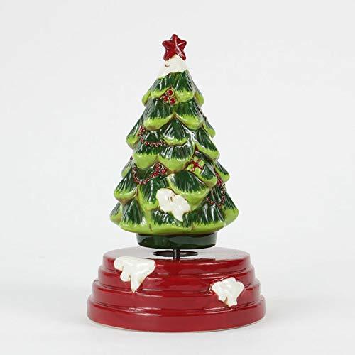 PARTY STORE WEB BY CASA DOLCE CASA GIOSTRINA CAROSELLO Carillon A Forma Albero di Natale CDC (1...