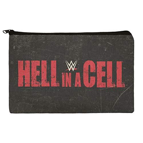 WWE Kosmetiktasche mit Logo Hell in a Cell