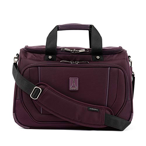Travelpro Crew Versapack-Deluxe Tote Bag, perfect Plum, One Size